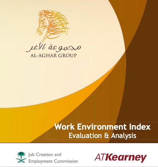 Work Environment Index.